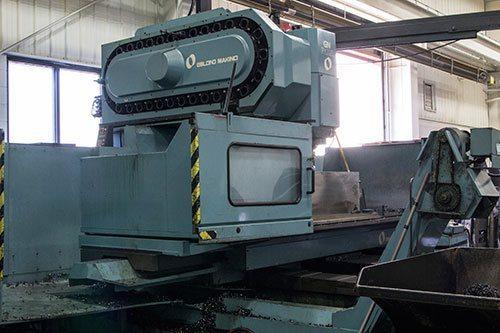 Large Specialized Machining